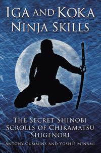 Iga and Koka Ninja Skills