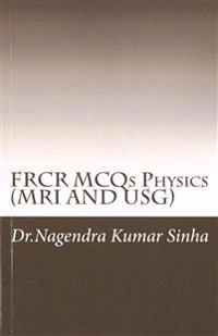 Frcr McQs Physics(mri and Usg)