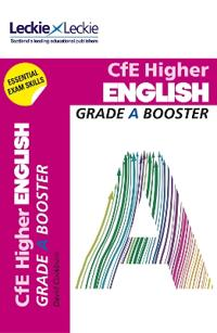 Cfe higher english grade booster - how to achieve your best