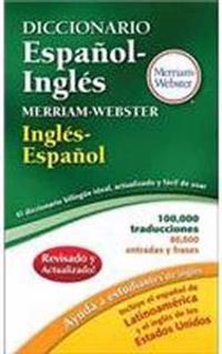 Diccionario Espanol-Ingles Merriam-Webster