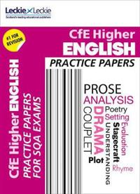 Cfe higher english practice papers for sqa exams