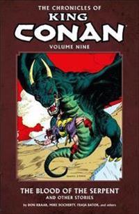 The Chronicles Of King Conan Vol. 9