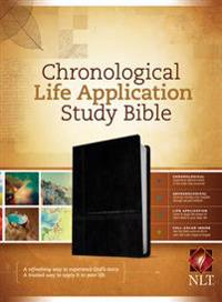 Chronological Life Application Study Bible-NLT