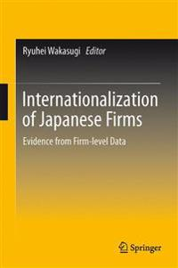 Internationalization of Japanese Firms