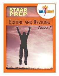 Rise & Shine Staar Prep Editing & Revising Grade 3