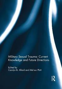 Military Sexual Trauma: Current Knowledge and Future Directions