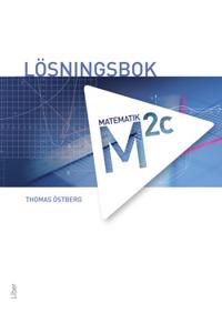 M 2c Lösningsbok