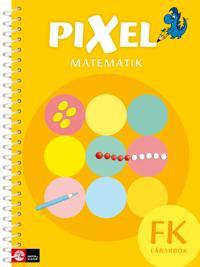 Pixel FK Lärarbok, Andra upplagan