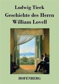 Geschichte Des Herrn William Lovell