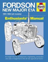 Fordson New Major E1A