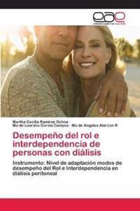 Desempeño del rol e interdependencia de personas con diálisis
