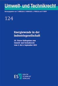 Energiewende in der Industriegesellschaft