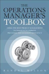 The Operations Manager's Toolbox