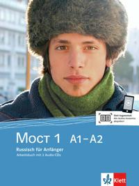 Moct 1. Arbeitsbuch mit 2 Audio-CD. Überarbeitete Ausgabe