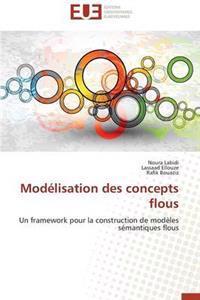 Modelisation Des Concepts Flous