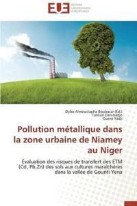 Pollution M�tallique Dans La Zone Urbaine de Niamey Au Niger