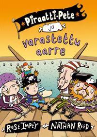 Piraatti-Pete ja varastettu aarre