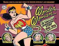 Wonder Woman The Complete Newspaper Comics