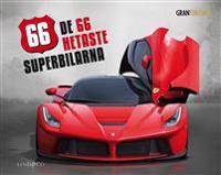 De 66 hetaste superbilarna