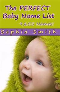 The Perfect Baby Name List