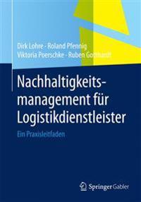 Nachhaltigkeitsmanagement F r Logistikdienstleister