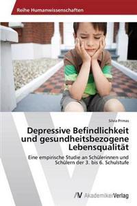 Depressive Befindlichkeit Und Gesundheitsbezogene Lebensqualitat