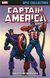 Captain America Epic Collection 12