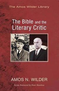 The Bible and the Literary Critic