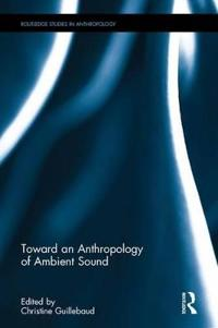 Toward an Anthropology of Ambient Sound