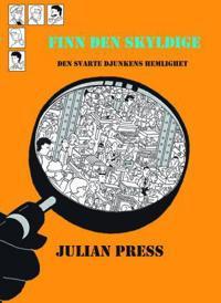 Finn den skyldige; den svarte djunkens hemmelighet - Julian Press | Ridgeroadrun.org