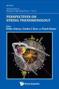 Perspectives on String Phenomenology