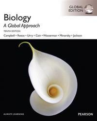 Biology : A Global Approach with Masteringbiology