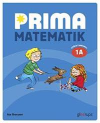 Prima Matematik 1A Grundbok 2:a uppl