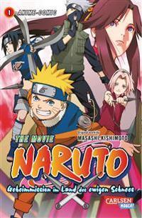 Naruto - Geheimmission im Land des ewigen Schnees