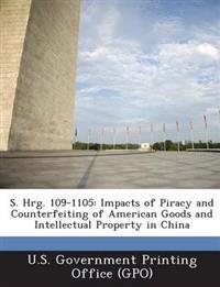 S. Hrg. 109-1105