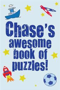 Chase's Awesome Book of Puzzles!