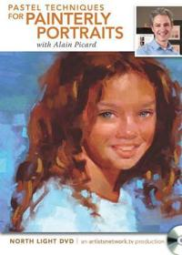 Pastel Techniques for Painterly Portraits