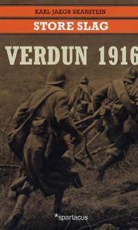 Verdun 1916 - Karl Jakob Skarstein pdf epub