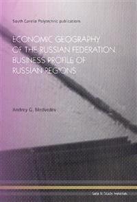 Economic geography of the Russian Federation
