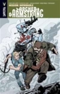 Archer & Armstrong Volume 5