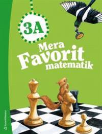 Mera Favorit matematik 3A Elevpaket (Bok + digital produkt)