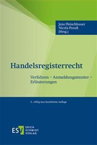 Handelsregisterrecht
