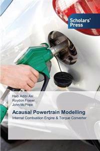 Acausal Powertrain Modelling