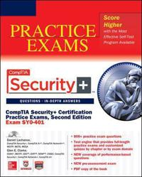 Comptia Security+ Certification Practice Exams Exam Sy0-401
