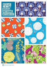 Cooper Hewitt Design Patterns Notecards