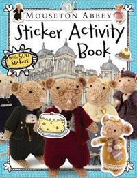 Mousetons sticker activity book