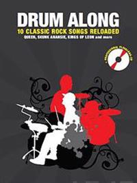 Jörg Fabig: Drum Along 10 Classic Rock Songs Reloaded