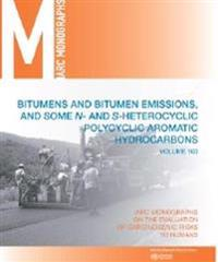 Bitumens and Bitumen Emissions, and Some N- and S-Heterocyclic Polycyclic Aromatic Hydrocarbons