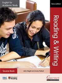 English for Academic Study: ReadingWriting Source Book - Edition 2