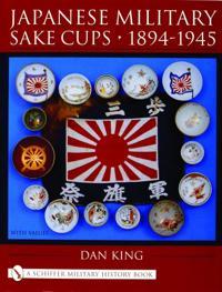 Japanese Military Sake Cups . 1894-1945
